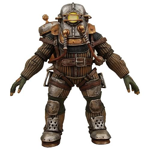 BioShock Big Daddy Rosie Deluxe Action Figure