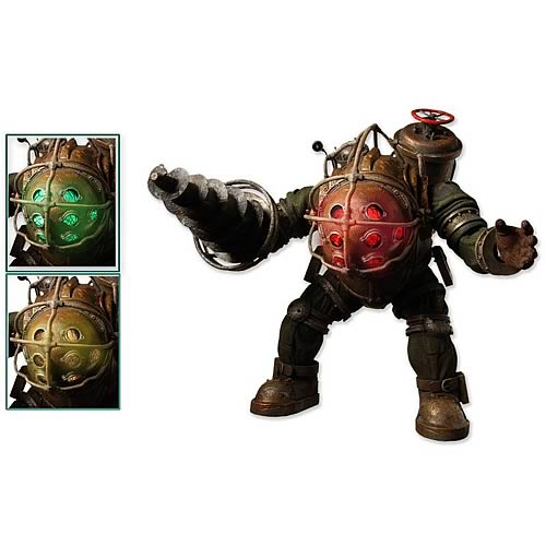 BioShock Big Daddy Bouncer Ultra Deluxe Action Figure