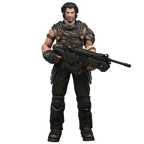 Bullet Storm Grayson Hunt Action Figure