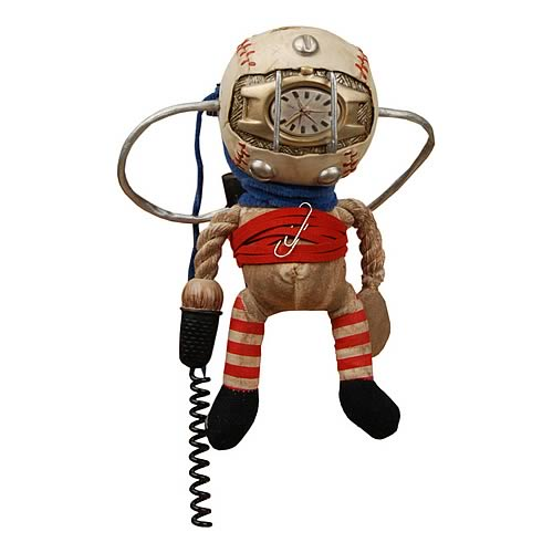 BioShock Subject Delta Plush