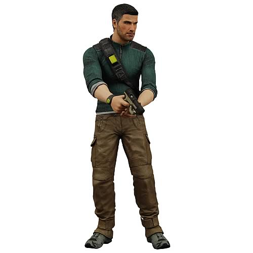 Splinter Cell Conviction Sam Fisher Figure