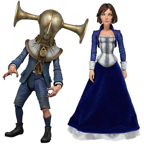 BioShock Infinite Series 1 Action Figure Set