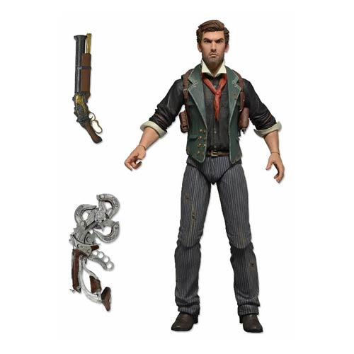 BioShock Infinite Booker DeWitt 7-Inch Action Figure