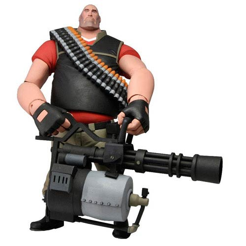 Team Fortress 2 Series 2 RED Heavy Action Figure