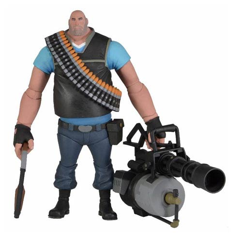 Team Fortress 2 Series 2 BLU Heavy Action Figure