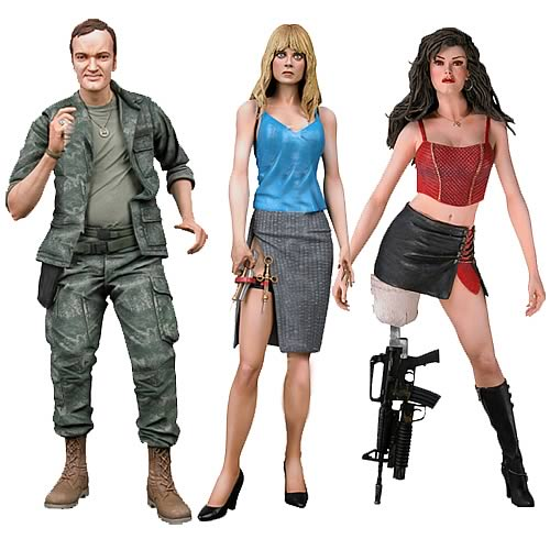Grindhouse 7-Inch Action Figure Set