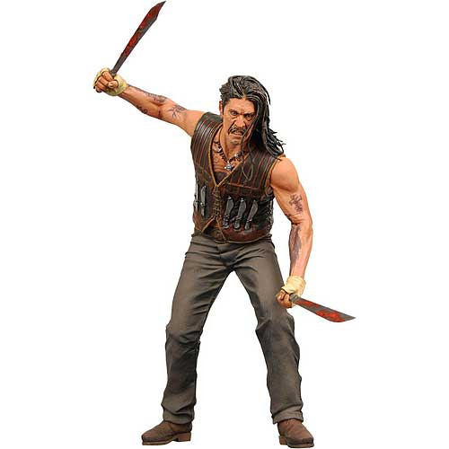 Machete 7-Inch Action Figure