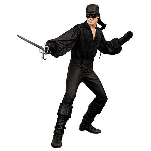 Princess Bride Dread Pirate Roberts Action Figure