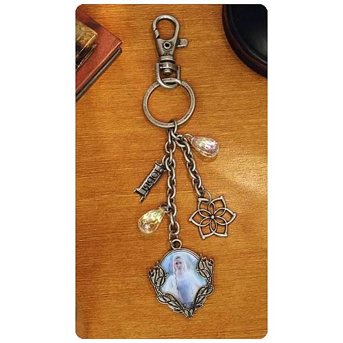 The Hobbit An Unexpected Journey Galadriel Key Chain