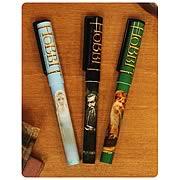 The Hobbit An Unexpected Journey Cast Pen 3-Pack