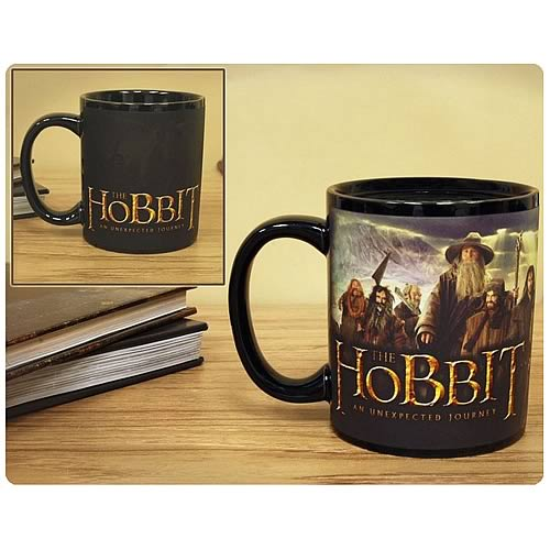 The Hobbit An Unexpected Journey Characters Thermal Mug