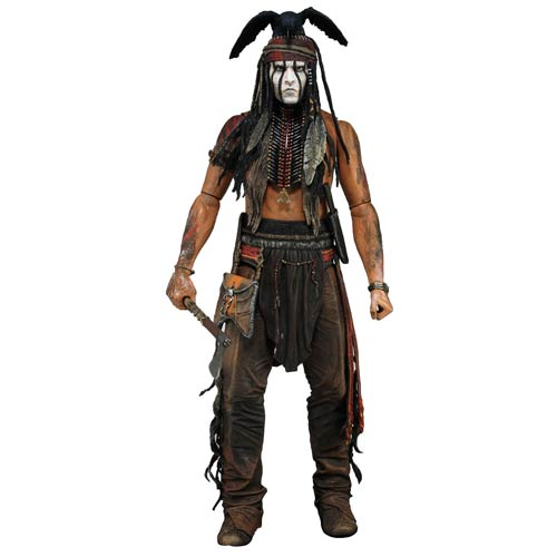 Lone Ranger Tonto 1:4 Scale Action Figure