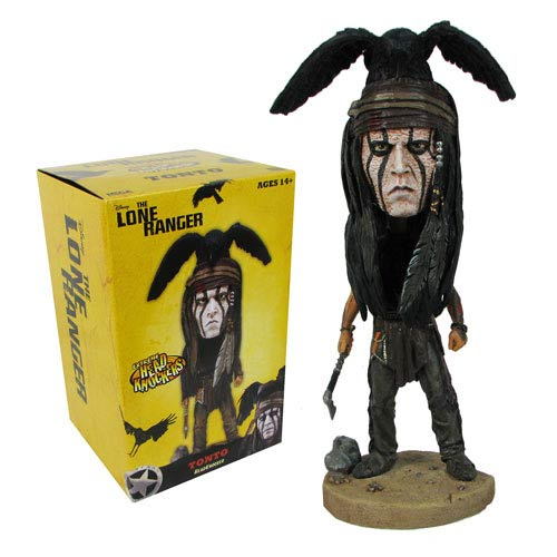 The Lone Ranger 7-Inch Tonto Bobble Head