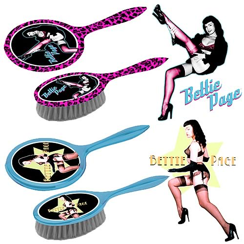 Bettie Page Vanity Set