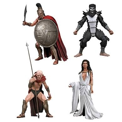 300 Series 1 Action Figure Case