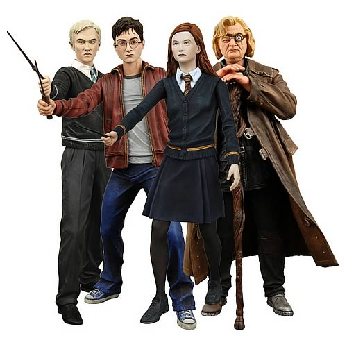 Harry Potter Half-Blood Prince Action Figures Series 1  Set