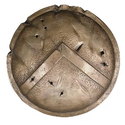 300 Spartan Shield Prop Replica