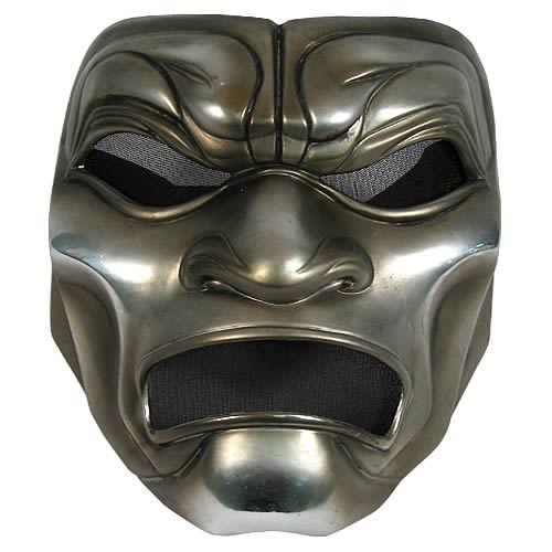 300 Immortal Mask Prop Replica - NECA - 300 - Prop ...