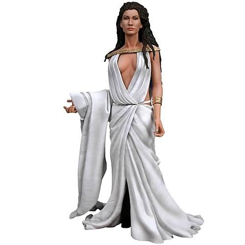 300 Queen Gorgo Statue Description