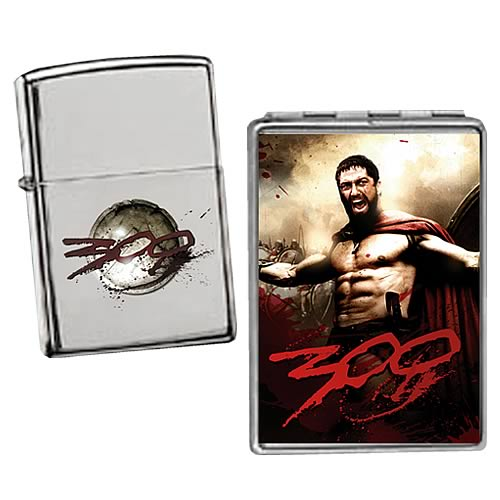 300 Lighter and ID Case Set