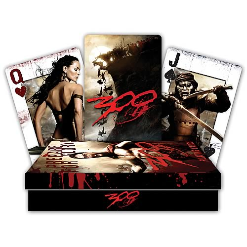 300 Playing Cards