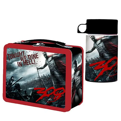 300 Lunch Box