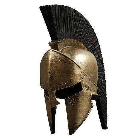Real Spartan Helmet