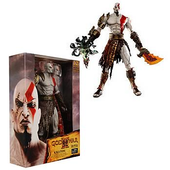 God of War 12-Inch Kratos Talking Action Figure