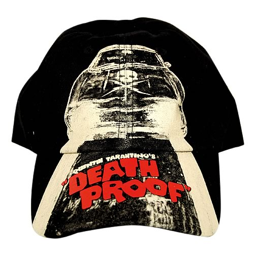 Grindhouse Death Proof Ball  Cap