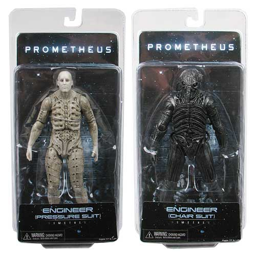 Prometheus Action Figure Series 1 Case