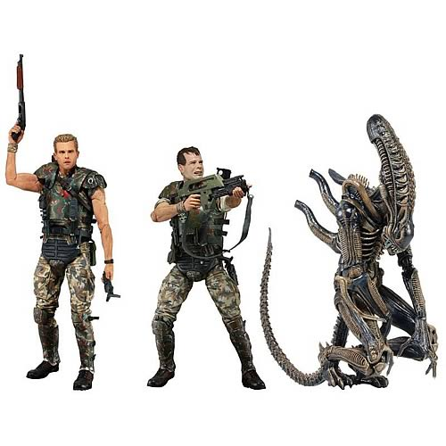 Aliens 7-Inch Scale Series 1 Action Figure Case