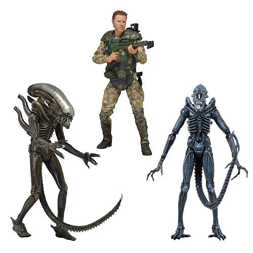 Aliens Series 2 Action Figure Case