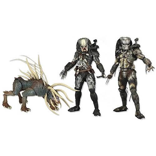 Predators Series 3 Action Figure Case