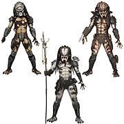 Predator Series 4 Action Figure Set
