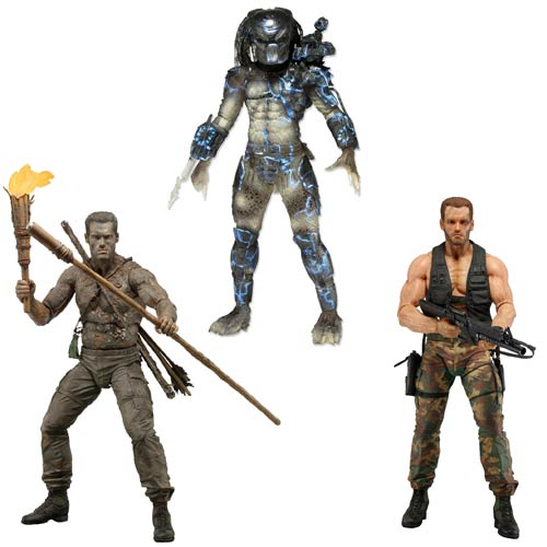 Predators Series 9 Action Figure Case