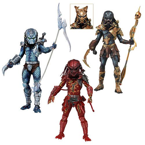 Predator Series 10 Action Figure Case