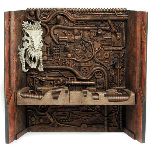 Predator Trophy Wall Limited Edition Diorama