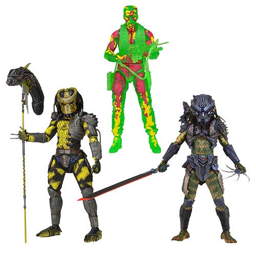 Predator Series 11 Action Figure Case