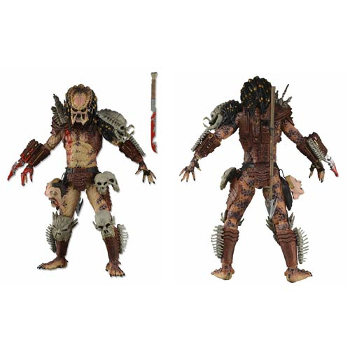 Predator Bad Blood Predator Action Figure