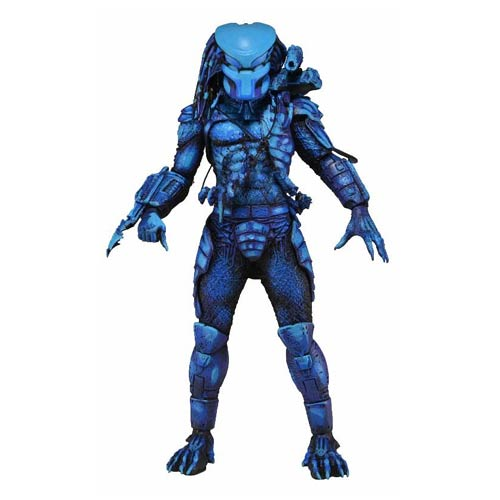 Predator Classic 8-Bit Video Game Action Figure