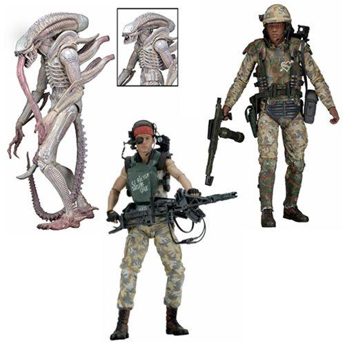 aliens series 9 figures in money