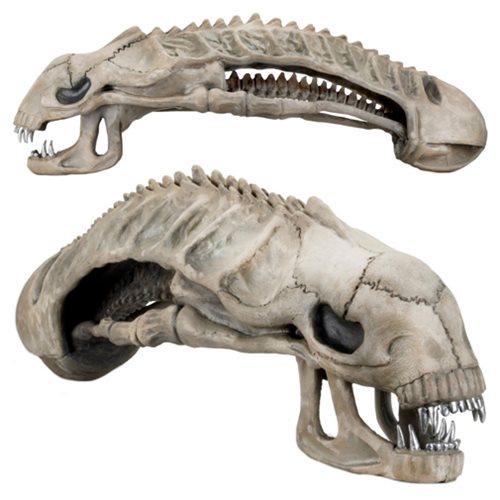 Aliens Alien Xenomorph Skull Foam Replica