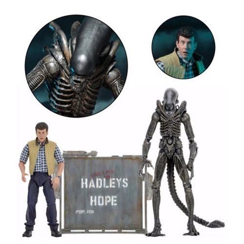 Aliens Hadley's Hope 7-Inch Scale Action Figure 2-Pack