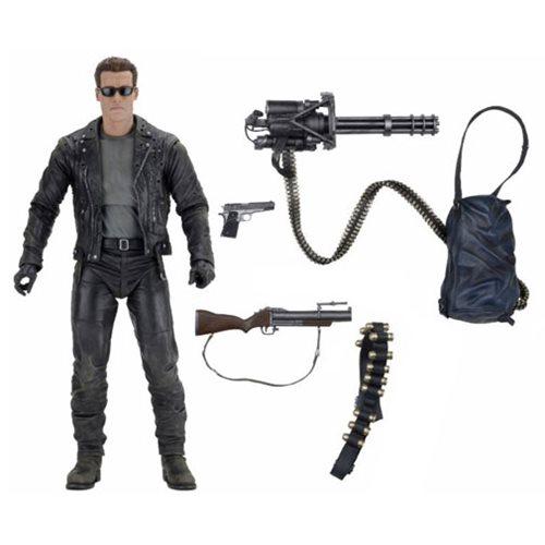 Terminator 2 T-800 1:4 Scale Action Figure