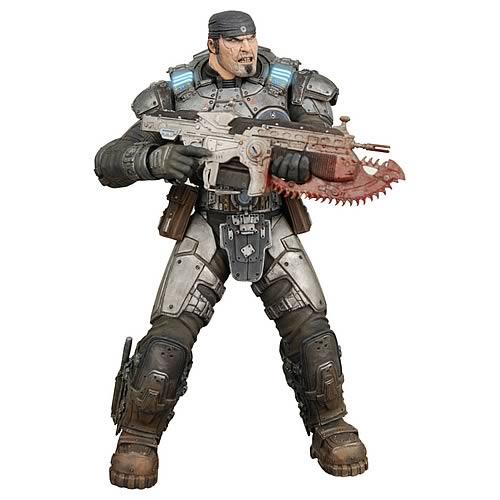 Gears of War Marcus Fenix #2 12-Inch Action Figure