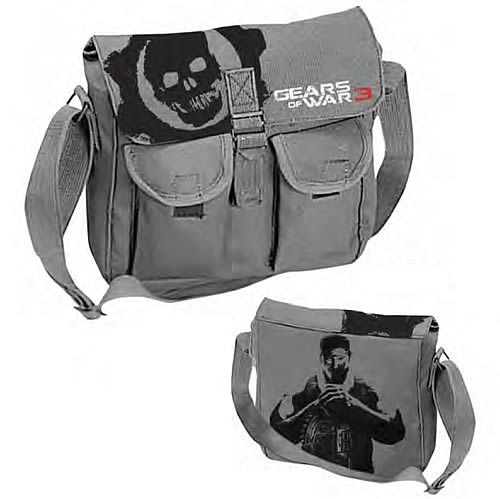 Gears of War 3 Marcus Messenger Bag