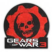 Gears of War 3 Logo Patch