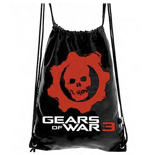 Gears of War 3 Omen Drawstring Bag