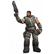 Gears of War 3 Series 1 Dominic Santiago Action Figure