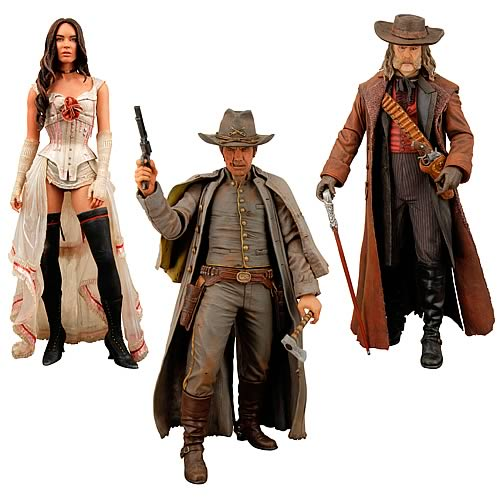 Jonah Hex Movie Series 1 Action Figure Case